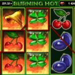 Burning Hot cu Fructe & Trifoi