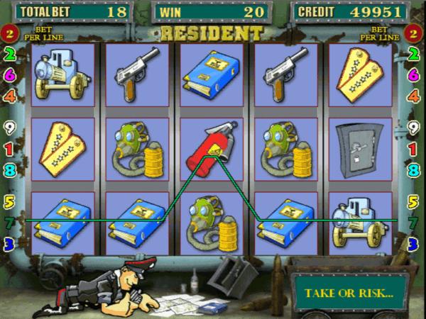 Resident cu seifuri • Jocuri ca la Aparate - Păcănele Online Gratis
