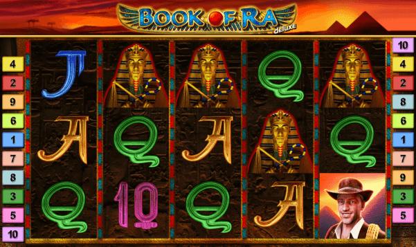 book of ra deluxe - jocuri aparate pacanele